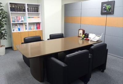 よつば法律事務所オフィス